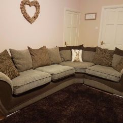 Scs Leather Corner Sofa Bed Small Sectional Sofas Modern Breeze In Redditch Worcestershire Gumtree