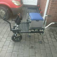 Fishing Chair Box Folding Tattoo Octbox Seat Seatbox In Sheffield South