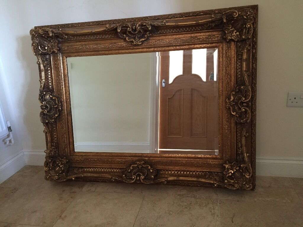 Large Decorative Mirror For Sale  in Cambridge Cambridgeshire  Gumtree