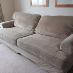 Gumtree Bristol Ikea Sofa Bed Sure Fit Textured Tweed One Piece Slipcover Large Ekeskog In Westbury On Trym