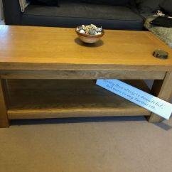Oak Furniture Set Living Room Tropical Design Ideas 3 Piece Coffee Table Side Tv