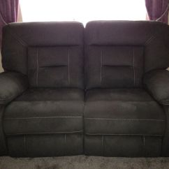 Two Seater Recliner Sofa Gumtree Leather Outlet Customer Reviews Harvey 39s Kinman 2 In Eye Suffolk