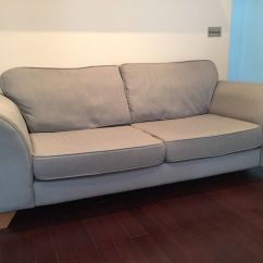 Sofa East London Gumtree Leather Sectional Pottery Barn Blue Dfs Angelic 3 Seater In Croydon