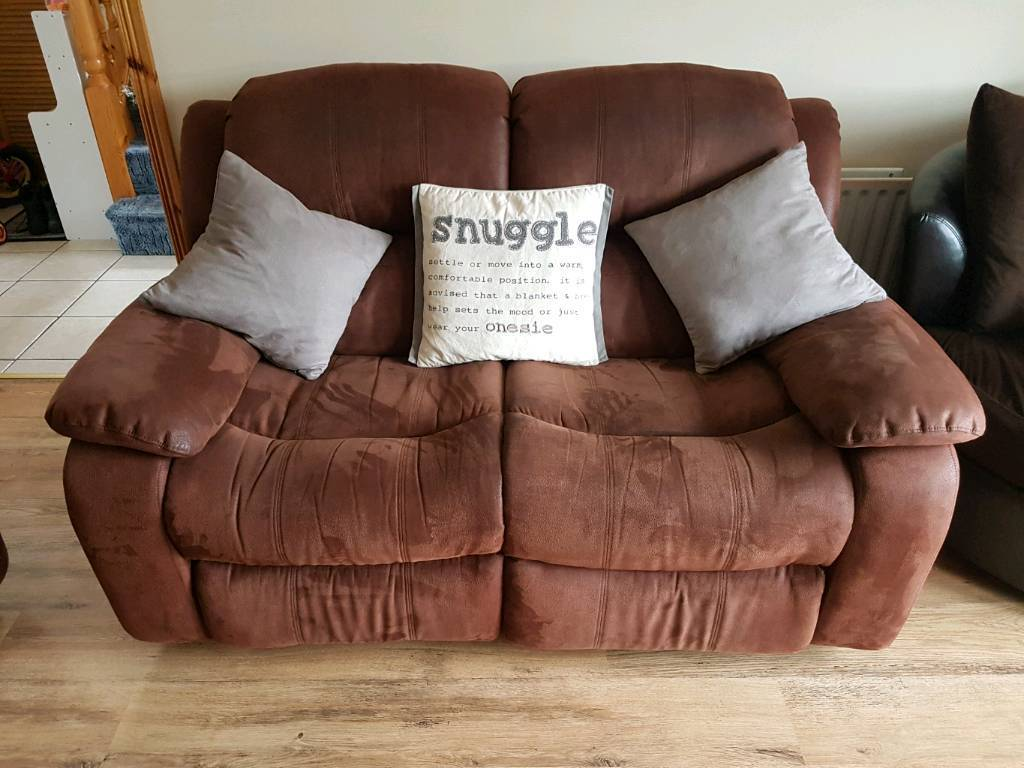 cooper sofa harvey norman best deal on sofas 2 x recliner in omagh county tyrone
