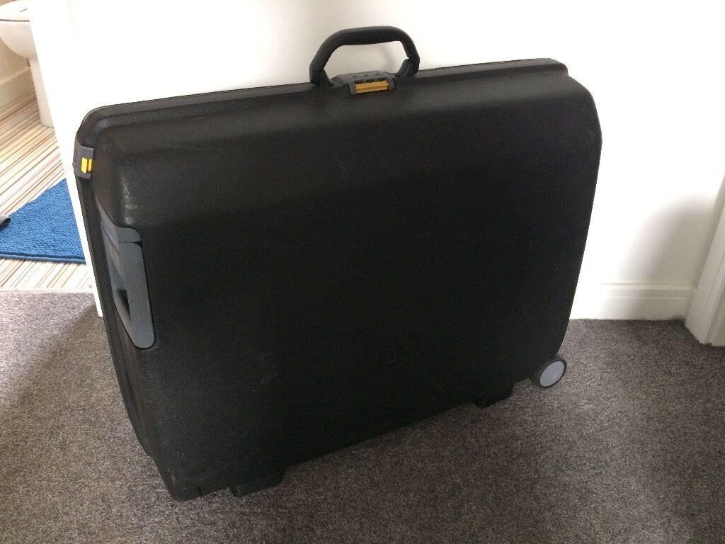 Samsonite Oyster Hard Shell Large Suitcase Lockable