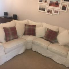Duck Feather Corner Sofa 3 Piece Leather Sets Collins Hayes In Hailsham East Sussex Gumtree