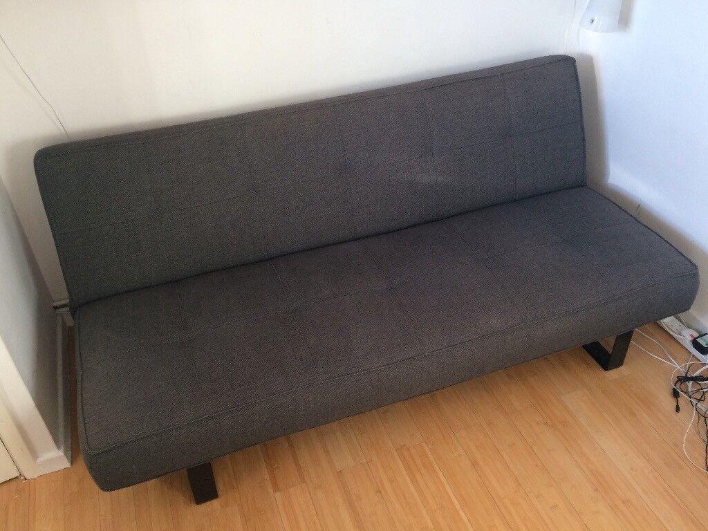 charcoal gray sofa bed jackson furniture sofas grey baci living room