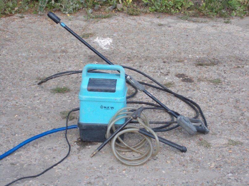 Kew Hobby 80 1 Pressure Washer Manual