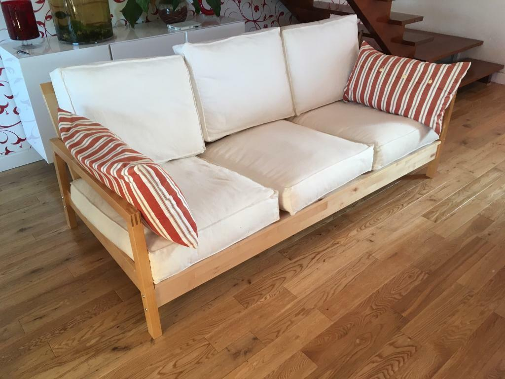 lillberg 2 seater sofa covers buy my uk ikea sofabed slipcover grasbo black