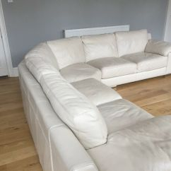 Domicil Arezzo Sofa White Rattan Leather Review Home Co