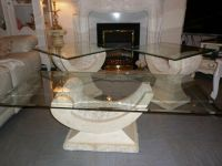 Greek Coffee Table - Rascalartsnyc