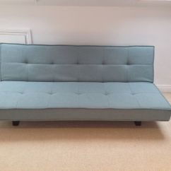 John Lewis Sofa Bed Couches Sofas Ikea From Napa Teal In Perfect Condition Burnage