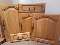 SOLID OAK KITCHEN DOORS AND DRAWER FRONTS