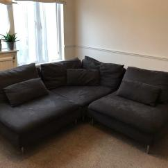 Cheap 3 Seater Sofa Bed Uk With A Chaise Ikea Soderhamn | In Hackney, London Gumtree