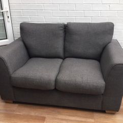 Loft Charcoal Sofa Bed Armless Sofas And Loveseats Grey Marks Spencer Compact In Urmston
