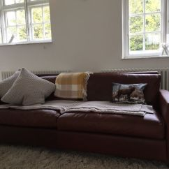 Habitat Chester Sofa Leather Cleaning S Large 3 Seater In Bearsted