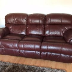 Recliner Sofa Set 3 2 1 Cheapest Online Olx Rialto Leather X Seater