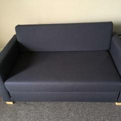 Solsta Sofa Bed Ransta Dark Gray 169 00 Decorating Wall Over Ikea 2 Seater Lycksele Murbo Two Seat
