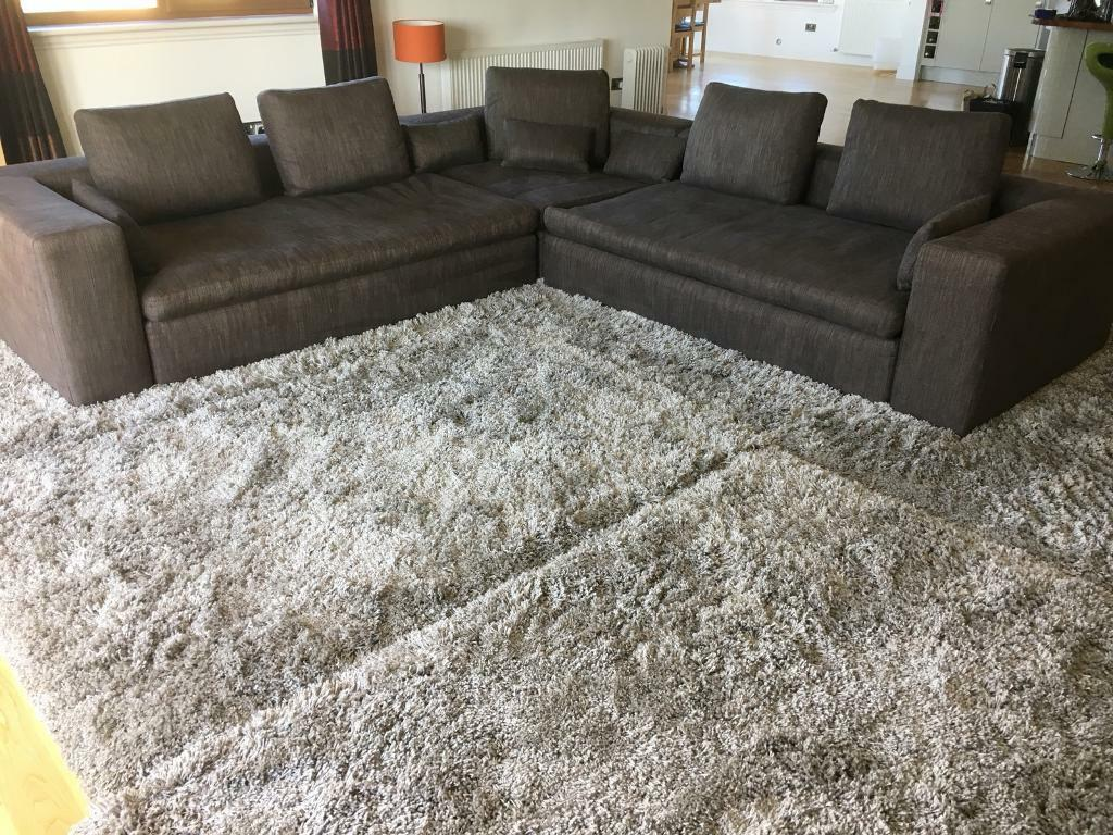 corner sofa bed gumtree sydney bauhaus sofas canada large habitat in ellon aberdeenshire