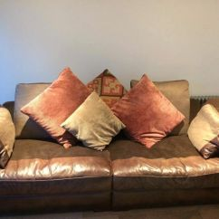 Reclining Chair And A Half Canoe Mec Barker Stonehouse Large Sofa | In Derby, Derbyshire Gumtree