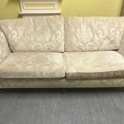 7ft Sofa Cover Sectionnel Cuir Blanc Vente Montreal Handmade Duresta In Torquay Devon Gumtree