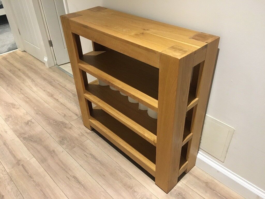 Chunky Oak Bookcase In High Lane Manchester Gumtree