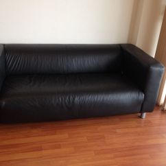 Faux Leather Sofa Replacement Covers Doc Bunk Bed Australia Ikea Klippan Slipcover For ...