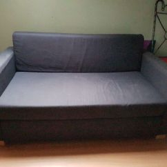 Click Clack Sofa Bed Argos Purple Malaysia Ikea Grey | In Paisley, Renfrewshire Gumtree