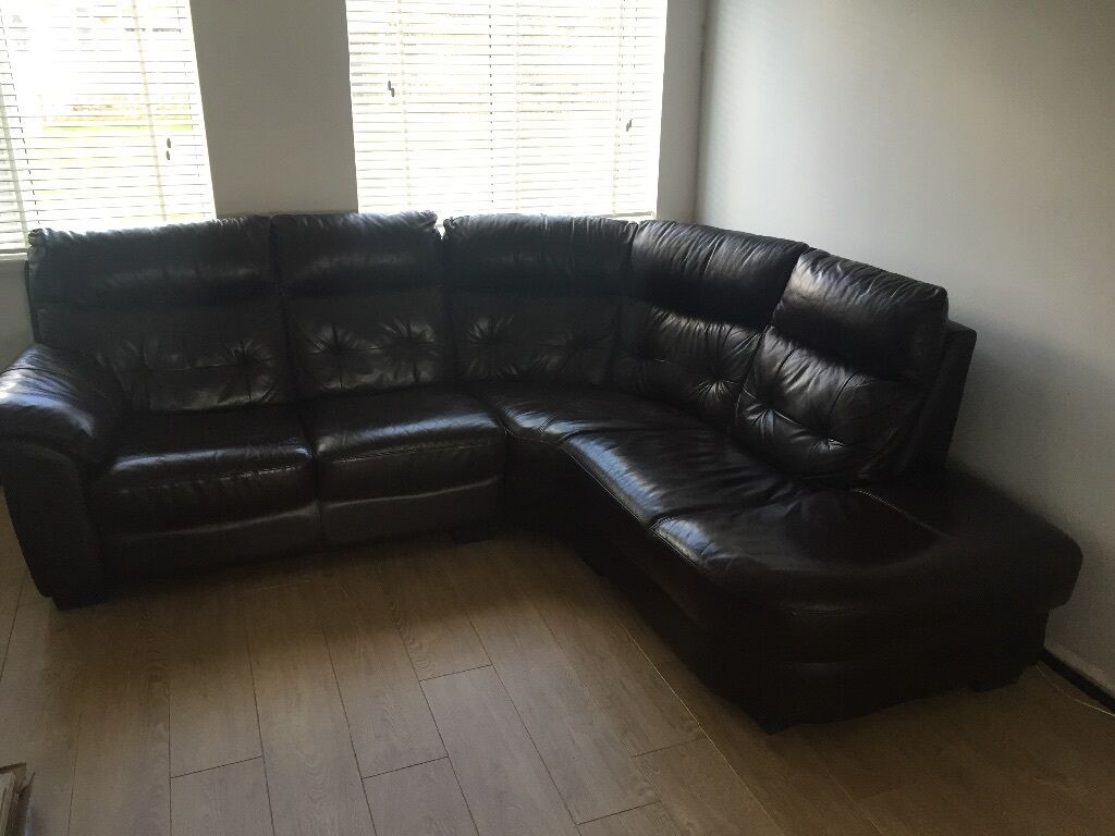 leather sofas dfs best sleeper sofa in the world corner netley abbey hampshire gumtree