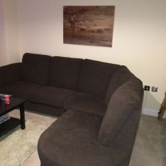 Tidafors Corner Sofa Measurements Red Sofas And Loveseats Ikea Left Arm Dark Brown 5 Months