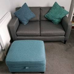 Cheap Sofas South East London Best Comfortable Next Jacob Sofa And Brompton Footstool In Croydon