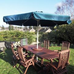 Reclining Patio Chairs And Table Stackable Plastic Wooden Garden Set 6 Extending
