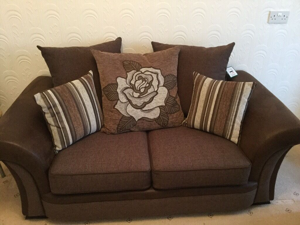 new sofas dfs sofa slats scs piper 2 seater scatter back | in peterlee, county ...