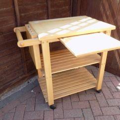 Kitchen Work Station Kitchens By Design Trolley In Paignton Devon Gumtree