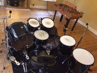 Drum Set Rug - Rugs Ideas