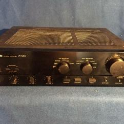 Pioneer Stereo Integrated Amplifier A 443 1985 Chevy C10 Truck Wiring Diagram In Norwich Norfolk Gumtree