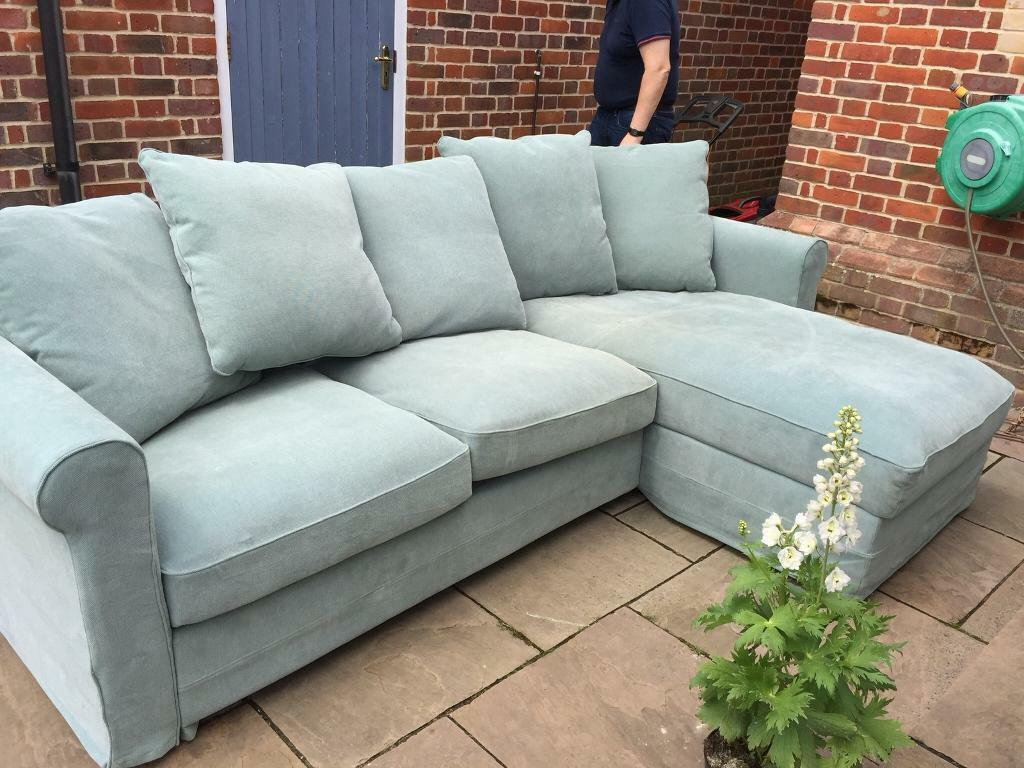 Ikea Gronlid 3 Seat Sofa Only 6 Months Old In Melton Suffolk Gumtree