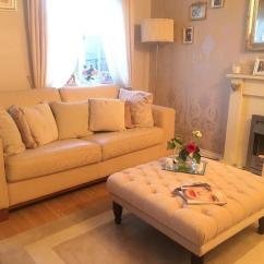 Sofa East London Gumtree Stanley Fabric And Leather Corner Linda Barker Italian Sofas In South