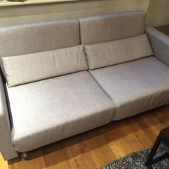 Boconcept Sleeper Sofa Review Large Curved Corner Sofas Melo 2 Seater Like New In Westminster