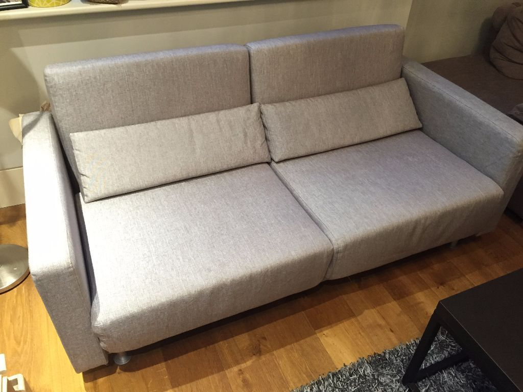 boconcept sleeper sofa review contrast piping tufted faux leather futon bed multiple colors melo baci living room