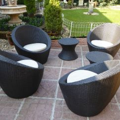 Rattan Egg Chair Small Table And Chairs For Kitchen Garden Furniture 39egg 39 Lounge Set In