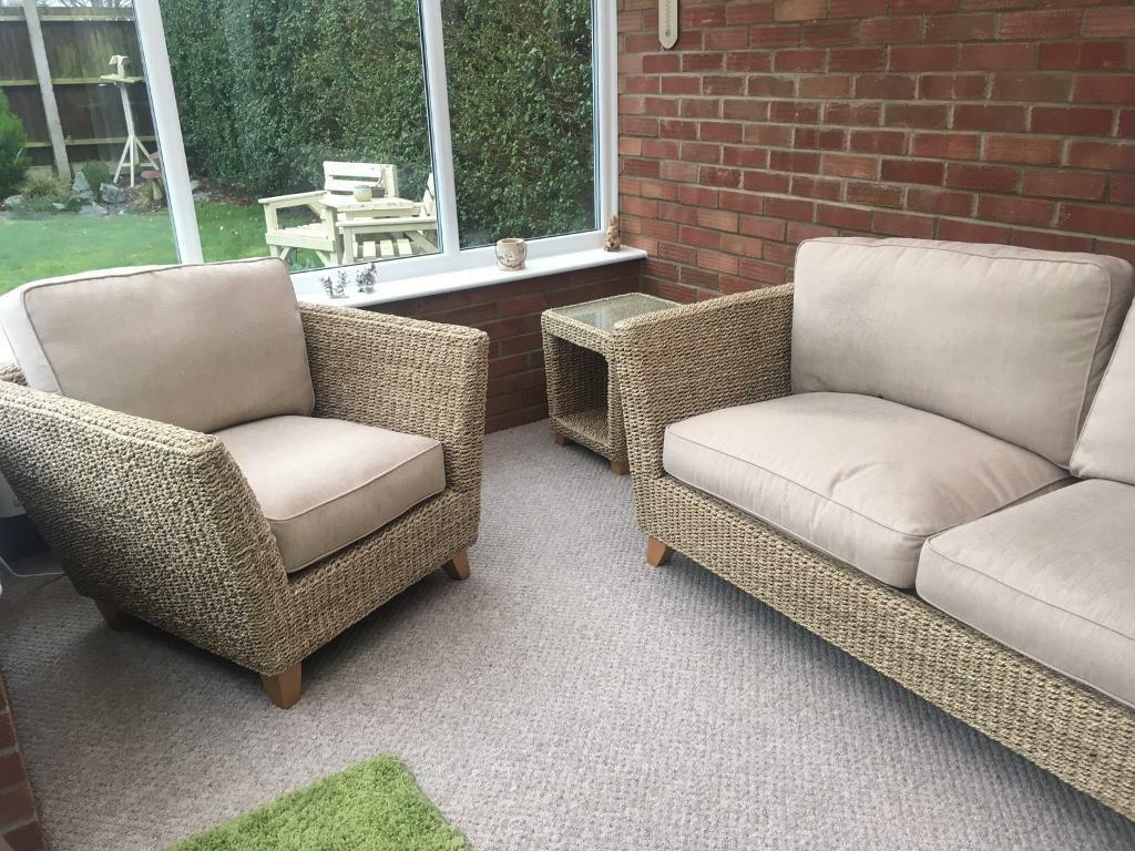 m s sofas uk sofa repair cost in india marks and spencer conservatory furniture set as new