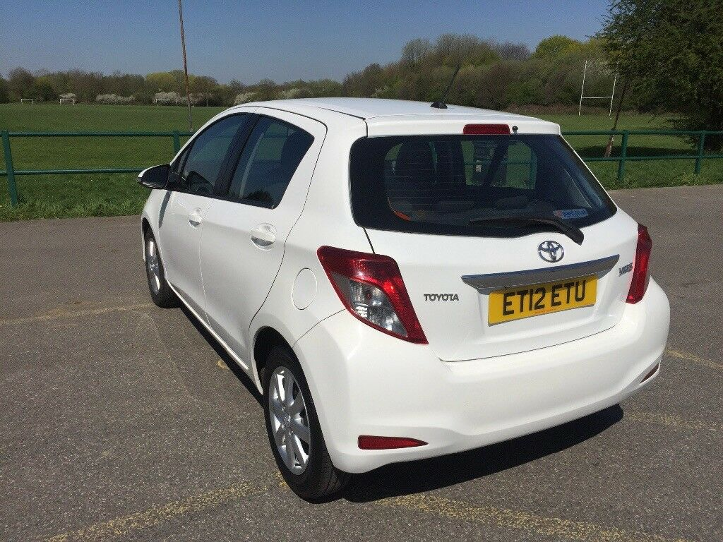 toyota yaris trd sportivo manual 2012 foto all new alphard car full services in heathrow