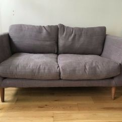 Two Seater Recliner Sofa Gumtree Light Dark Rug Holly Flexsteel Frontroom Furnishings