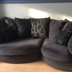 Snuggle Sofa And Swivel Chair Outdoor For Sale Singapore Maria In Coventry West Midlands