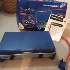 Campingaz Kitchen Sink Drain Pipe Camping Grill 4000w In Southampton