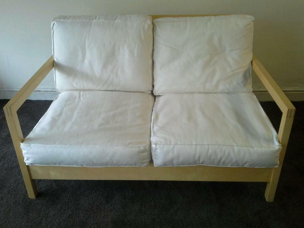 lillberg 2 seater sofa covers leather outlet bad reviews ikea in accrington lancashire