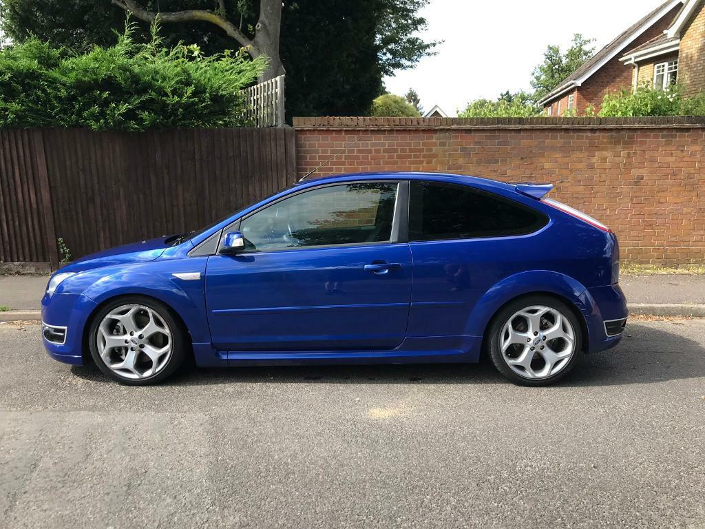 hight resolution of ford focus st3