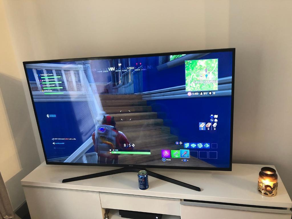 60 inch Samsung smart tv 4k  in Brislington Bristol