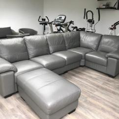 Second Hand Leather Chesterfield Sofa Uk Bridgeport Rooms To Go Grey Corner   In Wolverhampton, West Midlands ...